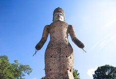 Statues in the Sculpture Park - Nong Khai, Thailand. Huge Statues in the Sculpture Park - Nong Khai, Thailand stock image