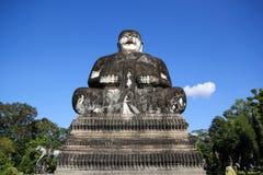 Statues in the Sculpture Park - Nong Khai, Thailand stock images