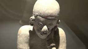 Statues, Sculptures, Arts, Artwork, Monuments, Landmarks. Stock video about native statues stock video