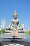 The Statues Of Seema Malakaya, Colombo Sri Lanka Stock Photo