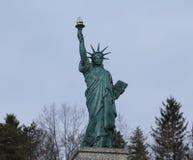Statues (statue de la liberté) Images libres de droits