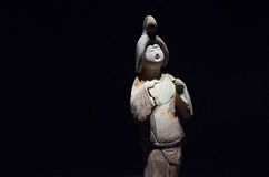 Statues In the Tang Dynasty Stock Photo
