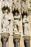 statues trois photo libre de droits
