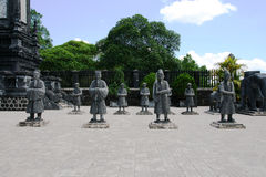Statues Vietnam Royalty Free Stock Photography