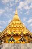 Statues at Wat Phra-Kaew Stock Photos