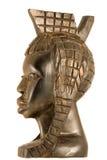 Statuetta della donna Fotografia Stock Libera da Diritti