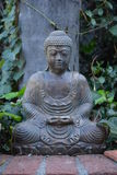 Statuetta di Buddha Fotografie Stock