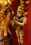 Statuetta di Hanuman Fotografie Stock Libere da Diritti