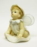 Statuette λίγος άγγελος Στοκ εικόνες με δικαίωμα ελεύθερης χρήσης