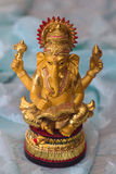 Statuette Θεών Ganesha Στοκ Εικόνες