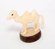 Statuette της καμήλας στοκ εικόνα