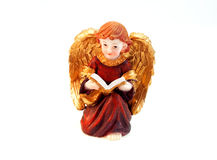 Statuette of angel Stock Image