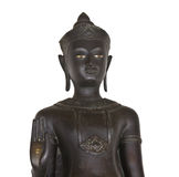 Statuette of Buddha Stock Photography