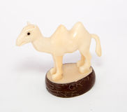Statuette of camel Stock Image