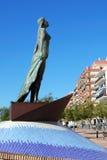 Statuette de Mediterranea, Fuengirola Image libre de droits