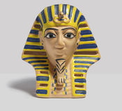Statuette des Pharaos Stockfoto