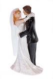Statuette do casamento imagem de stock royalty free