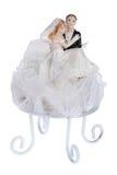 Statuette do casamento imagem de stock