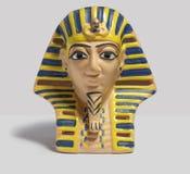 Statuette du pharaon Photo stock