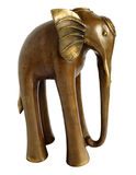 Statuette of an elephant Stock Image