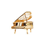 Statuette of a Grand piano Royalty Free Stock Image