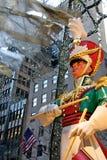 Statuette im Rockefeller cente Lizenzfreie Stockfotos