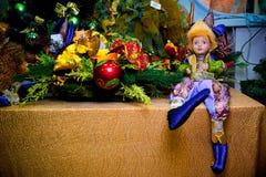 Christmas goods stock image