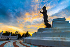 statur Будды Стоковое фото RF