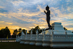 statur Будды Стоковое Изображение RF
