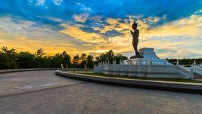 statur di Buddha Immagini Stock