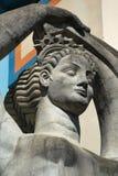 Statur von u. x22; Confederacy& x22; am angemessenen Park in Dallas Lizenzfreie Stockbilder