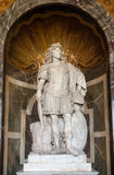 Stature of Louis XIV, Palace of Versailles Stock Photo