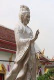Stature thaïlandaise de Guanyin photos libres de droits