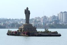 Status Buddha obrazy royalty free