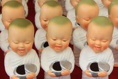 Status buddhist novice Royalty Free Stock Photography