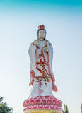 Status guan yin in Thailand. Stock Images