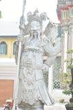 Status på Wat Pho, Phra Phutta Saiyat Phra Non Wat Phra Chetuphon Wimon arkivfoto
