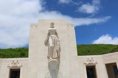 Statut de Madame Liberty Images stock