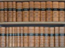 Statute Books Stock Image
