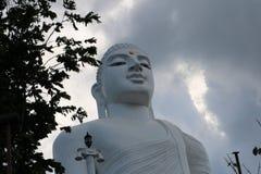 Statuto di Buddha Fotografia Stock