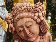 Statuy świątynia Tajlandia Obrazy Stock