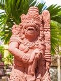 Statuy świątynia Tajlandia Fotografia Royalty Free