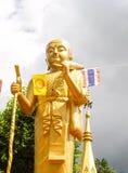 Statuy świątynia Tajlandia Obraz Royalty Free