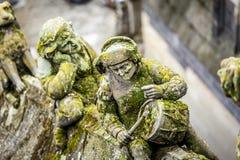 Statuy dekoracyjne i fantazja postacie Zdjęcie Stock