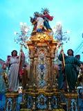 Statuy i religia Zdjęcie Royalty Free