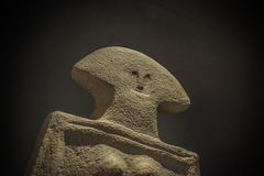 Statuy menhir Zdjęcie Royalty Free
