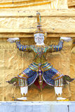 Statuy ot Tajlandzki gigant Zdjęcie Royalty Free