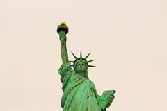 Statuy swoboda Zdjęcie Royalty Free