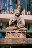 Statuy władyki shiva Fotografia Royalty Free
