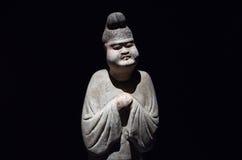 Statuy W blaszecznicy dynastii Fotografia Royalty Free